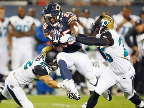 Video - Jacksonville Jaguars vs. Chicago Bears preseason highlights