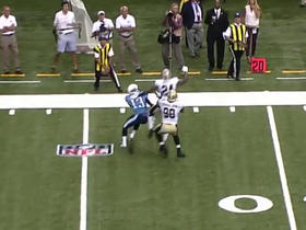 Video - Tennessee Titans quarterback Jake Locker tipped pass to wide receiver Kendall Wright for 8 yds