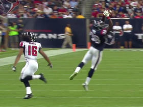 Video - Atlanta Falcons quarterback T.J. Yates picked off by Hal for a touchdown