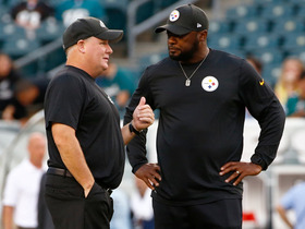 Video - Is Pittsburgh Steelers head coach Mike Tomlin or Philadelphia Eagles head coach Chip Kelly more player friendly?