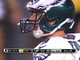 Watch: Foles intercepted by Polamalu
