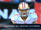 Watch: Kaepernick: 'Whoever is out there, I'll be throwing to'