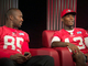 Watch: The Sessions: Vernon Davis and Stevie Johnson