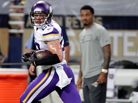 Wk 1 Can't-Miss Play: Minnesota Vikings safety Harrison Smith 80-yard interception return for a TD