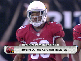 Lenovo Coach's Corner: Sorting out the Cardinals backfield
