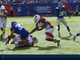 Watch: Robert Hughes recovers Giants fumble