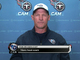 Watch: Coaches Show: Whisenhunt interview