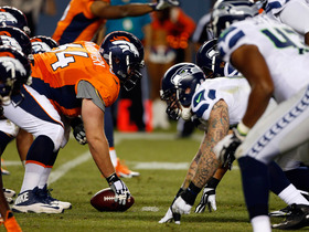 Video - Broncos sideline reporter Andy Lindahl: 'It's gonna be a nasty game'