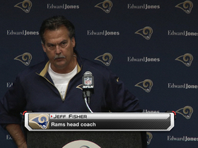 Video - St. Louis Rams postgame press conference