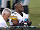 Watch: Ike Taylor injury
