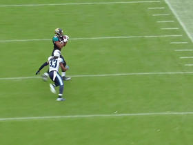 Bortles to Harbor for 59 yards