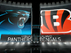 Watch: 'Inside the NFL': Panthers vs. Bengals highlights