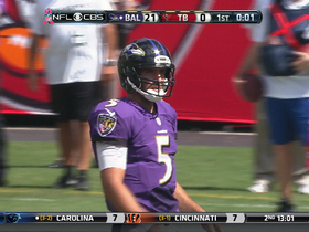 Joe Flacco 19-yard touchdown pass