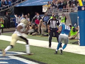 Stafford throws 5-yard touchdown to Corey Fuller