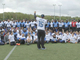 Watch: Lions host Play 60 event in London