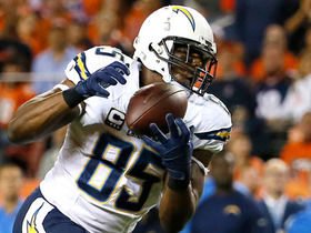 Video - Week 8: San Diego Chargers tight end Antonio Gates highlights
