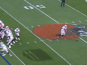 Browns don't fall for Raiders trick play