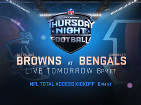 'NFL Fantasy Live': Browns TNF preview