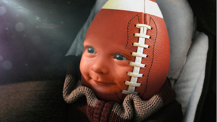 The Football Baby Legend Continues NFL Videos