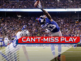 Watch: Can't-Miss Play: OBJ's one-handed TD catch vs. Cowboys in 2014