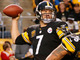 Watch: Roethlisberger throws a 4-yard TD to Antonio Brown