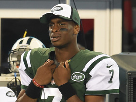 Geno Smith throws game-ending interception