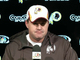 Watch: Gruden waits on Colt McCoy's status before naming starter