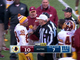 Watch: RGIII touchdown call reversed, players angry at call