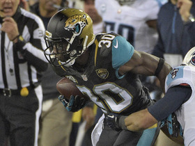 TNF Storylines: Young creates huge running lane