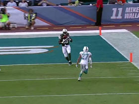 Geno Smith throws 23-yard TD pass to Jeff Cumberland