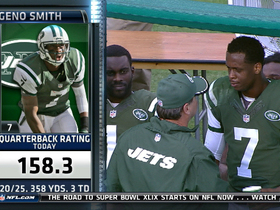 Week 17: Geno Smith highlights
