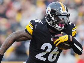 Who will step up if Le'Veon can't play?