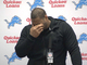 Watch: Suh emotional during press conference