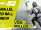 Watch: NFL UP!: Von Miller Parallel Med Ball Throw