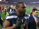 Watch: Lane, Avril go down on Seahawks' INTs