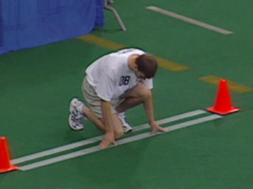 Watch: Tom Brady 2000 NFL Scouting Combine workout