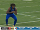 Watch: 2015 Combine workout: T.J. Clemmings