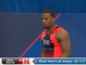 Watch: 2015 Combine workout: Ameer Abdullah