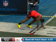 Watch: 2015 Combine workout:  Malcolm Brown