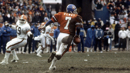 The Drive 1986 AFC Championship Browns Vs Broncos