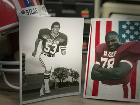 Video - 'Caught in the Draft': Bills draft Bruce Smith and Andre Reed