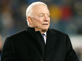 Watch: Baldinger: Cowboys will regret not drafting RB