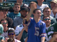 Watch: Eagles fans give Tebow a standing ovation