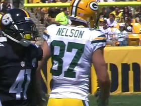 Jordy Nelson suffers knee injury
