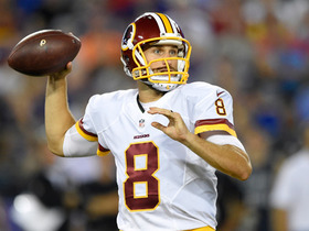 Casserly: Cousins 'clearly the best QB'