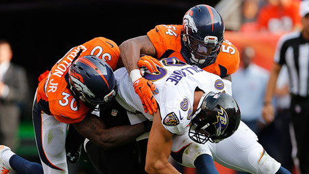 How will the Chiefs handle the Broncos defense? - NFL Videos
