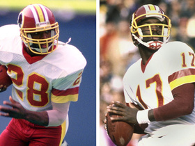Watch: 'America's Game': Doug Williams' and Darrell Green's journey to 1987 Redskins