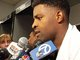 Watch: Michael Crabtree Discusses First Win as a Raider