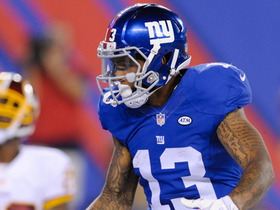 TNF Storylines: Why wasn't Beckham double teamed?
