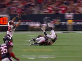 Buccaneers Jameis Winston finds Brandon Myers for 10 yards